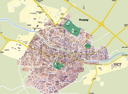 Karta 2019 Karta Na Razgrad